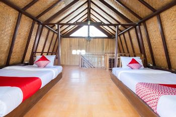 OYO 1425 Beach Wind Bungalows Lombok - Suite Family  Promotion