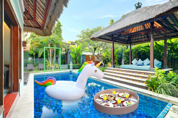 Villa Kecapi Seminyak - 2 Bedroom Villa with Private Pool RO Limited Offer 30 % Off