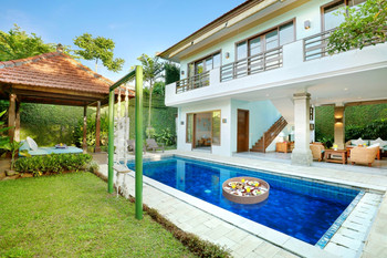 Villa Kecapi Seminyak - 3 Bedroom Villa with Private Pool RO Limited Offer 30 % Off