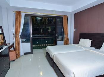 Aromas Hotel Bali - Studio Regular Plan