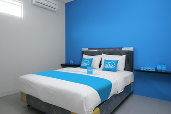Airy MT Haryono Gang Telkom 8 Balikpapan - Standard Double Room Only Regular Plan