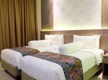 Nevada Ketapang Hotel Ketapang - Superior Room Twin Room Only Regular Plan
