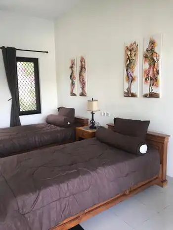 Halingen Villa Bali - Double Room Regular Plan