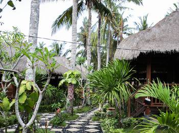 Mushroom Garden Villas Bali - Standar twin Regular Plan