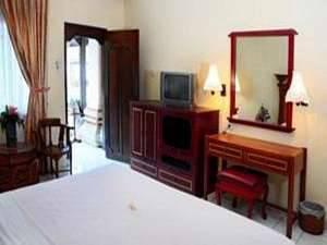 The Rishi Candidasa Beach Hotel Bali - Bungalow Regular Plan