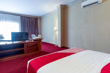 OYO 293 Mutiara Hijau Suites Syariah Medan - suite double Regular Plan