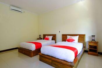 OYO 1659 Sengkunyit Bukit Hotel Lombok - Standard Twin Room Regular Plan