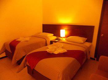 Hotel Gran Central Manado - Superior Twin Room Only Last Minute Deal !