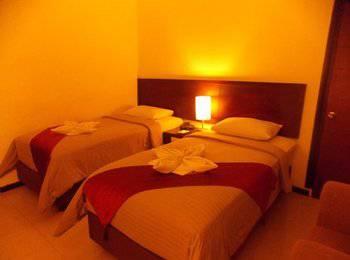 Hotel Gran Central Manado - Superior Twin Room Only Regular Plan