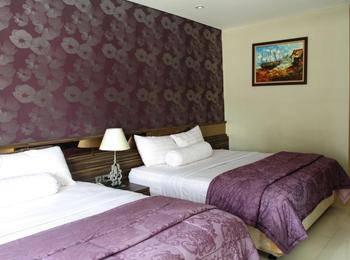 Grand Aquarium Hotel Pangandaran - VIP Room Regular Plan