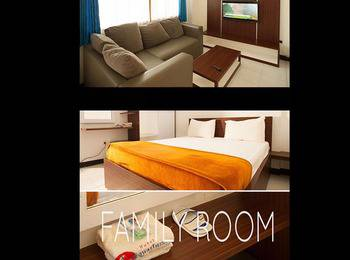 Grand Aquarium Hotel Pangandaran - Family Room Regular Plan