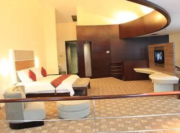 President Executive Club Cikarang - President Suite Staycation New year deals