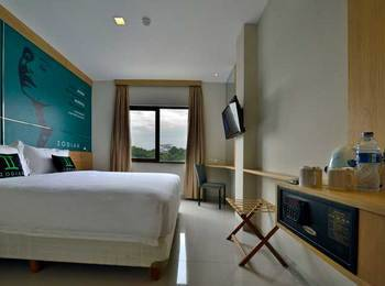 Zodiak MT Haryono by KAGUM Hotels Jakarta - Superior King Room Only Hello 2021 Early Book Promotion