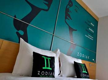 Zodiak MT Haryono by KAGUM Hotels