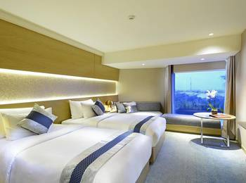 Vasa Hotel Surabaya Surabaya - Executive Club Room Twin Regular Plan