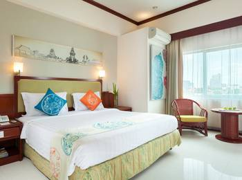 Hotel Sahid Surabaya - Superior King Room Only  SAFECATION