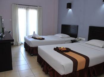 Grand Santhi Hotel Denpasar - Deluxe Suite With Breakfast Regular Plan