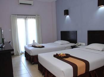 Grand Santhi Hotel Denpasar - Deluxe Room Non Refundable Regular Plan