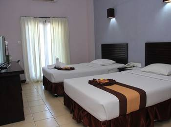 Grand Santhi Hotel Denpasar - Super Deluxe Room Only Regular Plan