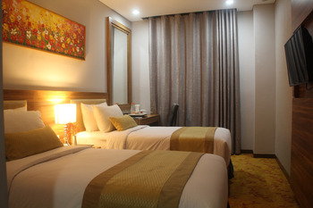 Grand Serela Hotel Yogyakarta - Deluxe Twin - Room Only KAGUM is Back!