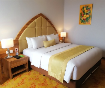 Grand Serela Hotel Yogyakarta - Deluxe King - Room Only KAGUM is Back!