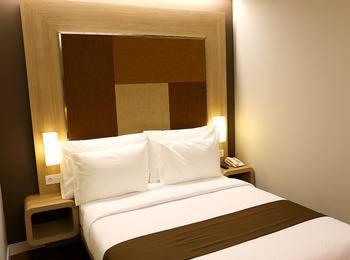 Grand Citihub Hotel Panakkukang - Nano Room 1 Person Regular Plan
