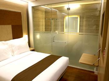 Grand Citihub Hotel Panakkukang - Nano Deluxe 2 Person Regular Plan