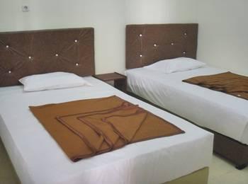 Dena Hotel Kupang - Standar Twin Room Regular Plan