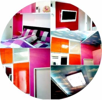 Kamargue Residence Jakarta Jakarta - Full Colour Room Only-No Parking (AC,TV,Kulkas,Inside Bathr) PROMO GAJIAN