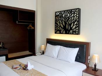D'Salvatore Art & Boutique Hotel Yogyakarta - Superior Double Room Only Regular Plan