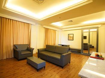 D'Salvatore Art & Boutique Hotel Yogyakarta -  Suite Room Regular Plan