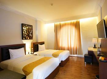 D'Salvatore Art & Boutique Hotel Yogyakarta - Superior Twin Room Only Jogja Deals