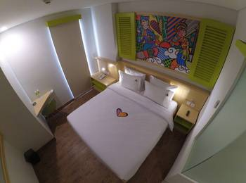 MaxOneHotels at Kramat Jakarta - Warmth Room Only JANUARY MAXCITED