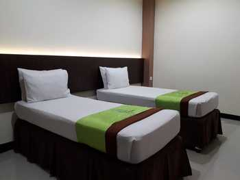 Hotel Bumi Makmur Indah Bandung - Standard Twin Room Only FC Stay More Pay Less