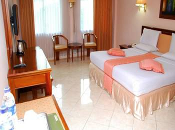 Hotel Inna Dharma Deli Medan - Deluxe Room Only Regular Plan