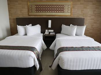 Hotel Inna Dharma Deli Medan - Royal Deluxe Room Only Basic Promotion