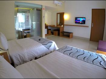 Grand Guci Hotel Bandung - Grand Superior Regular Plan