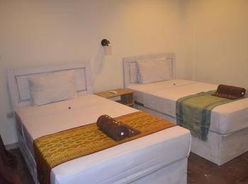 Wisma Bunda 2 Lombok - Twin Bed Always On