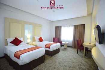 Hotel Pangeran Beach Padang - Superior Twin Room Regular Plan