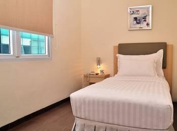 d'primahotel WTC Mangga Dua Jakarta - Standart Room Regular Plan