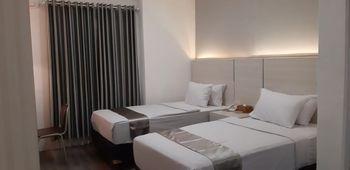 Kurnia Dua Hotel Bandar Lampung - Superior Twin Room Regular Plan