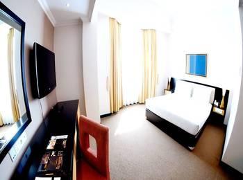 Hotel Grand Jatra Pekanbaru - Deluxe Pool View MinStay 3 nights