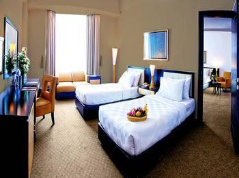 Hotel Grand Jatra Pekanbaru - Deluxe Room Save 15%
