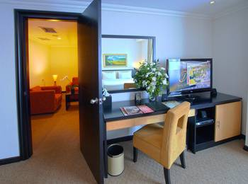 Hotel Grand Jatra Pekanbaru - Junior Suite Save 17%
