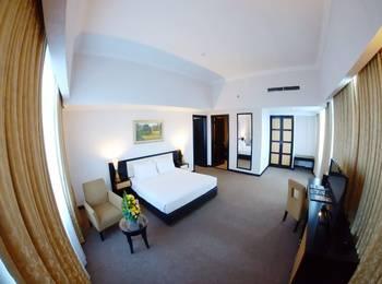 Hotel Grand Jatra Pekanbaru - Junior Suite Regular Plan