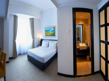 Hotel Grand Jatra Pekanbaru - Superior Room MinStay 3 nights
