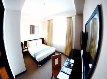 Hotel Grand Jatra Pekanbaru - Superior Pool View Room Only Special Discount