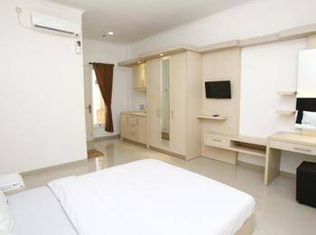 RedDoorz @Jatiwaringin Jakarta - Reddoorz Room Special Promo Gajian