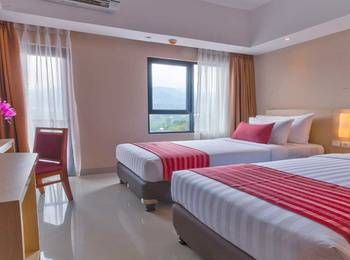 Grand Diara Hotel Puncak - Deluxe Room Regular Plan