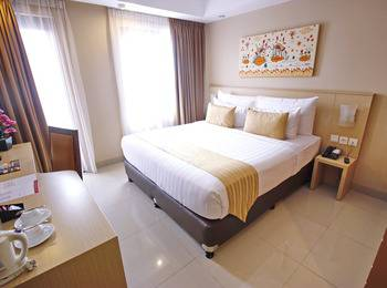 Grand Diara Hotel Puncak - Executive Room Regular Plan